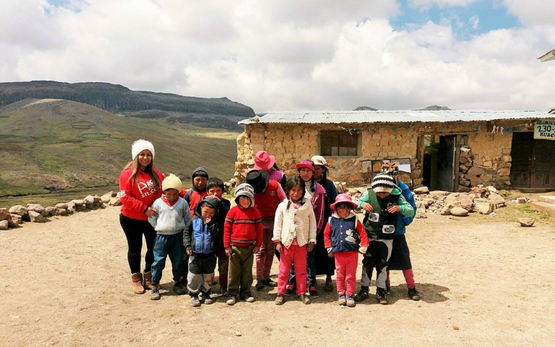 The children in Huaco – Ayacucho